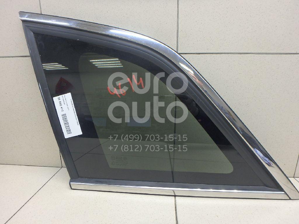 Стекло кузовное глухое левое Opel Antara 2007-2015; (25860805)  - купить со скидкой