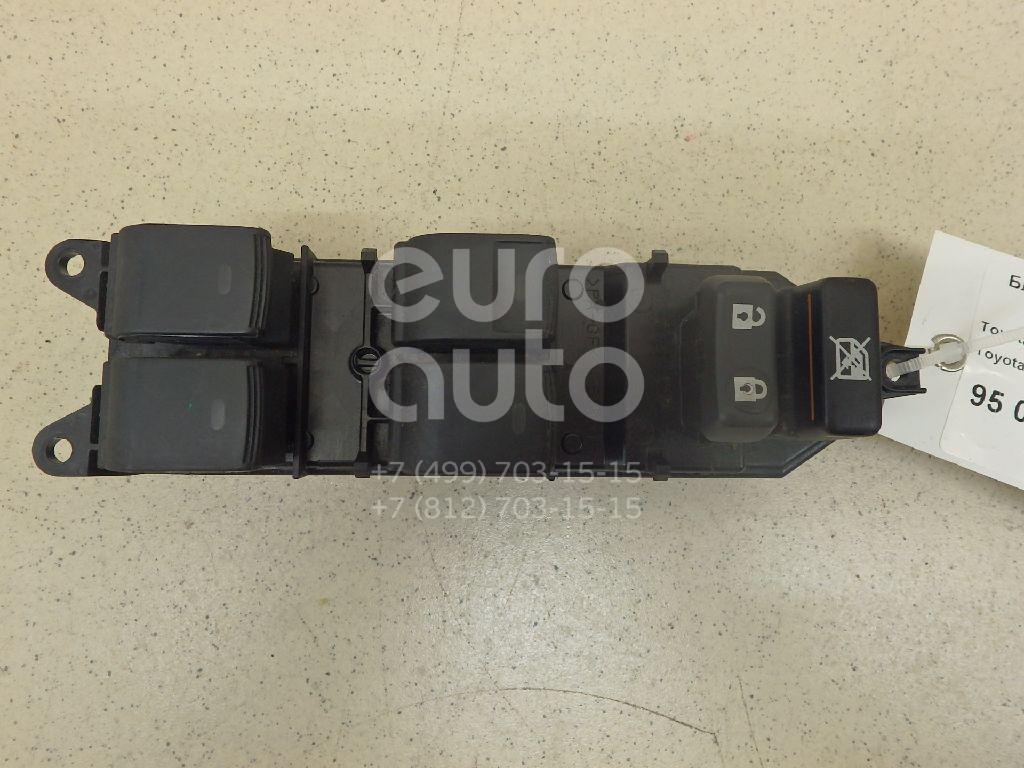 Блок управления стеклоподъемниками Toyota Sienna III 2010-; (8404008020)  - купить со скидкой