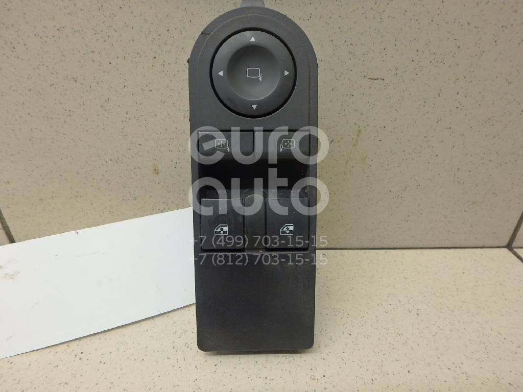 Купить Блок управления стеклоподъемниками Opel Astra H / Family 2004-2015; (13209203)