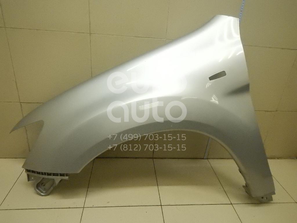 Купить Крыло переднее левое Mitsubishi ASX 2010-; (5220F465)
