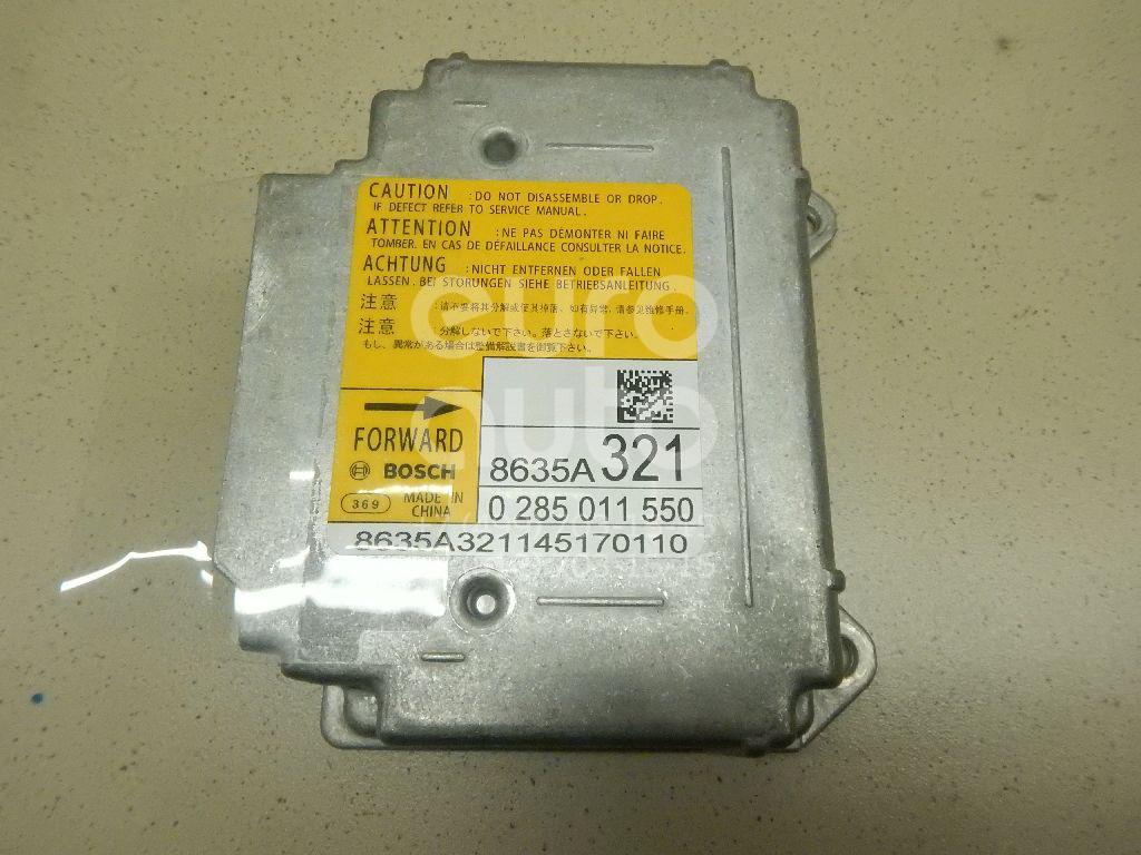 Блок управления AIR BAG Mitsubishi ASX 2010-; (8635A321)  - купить со скидкой