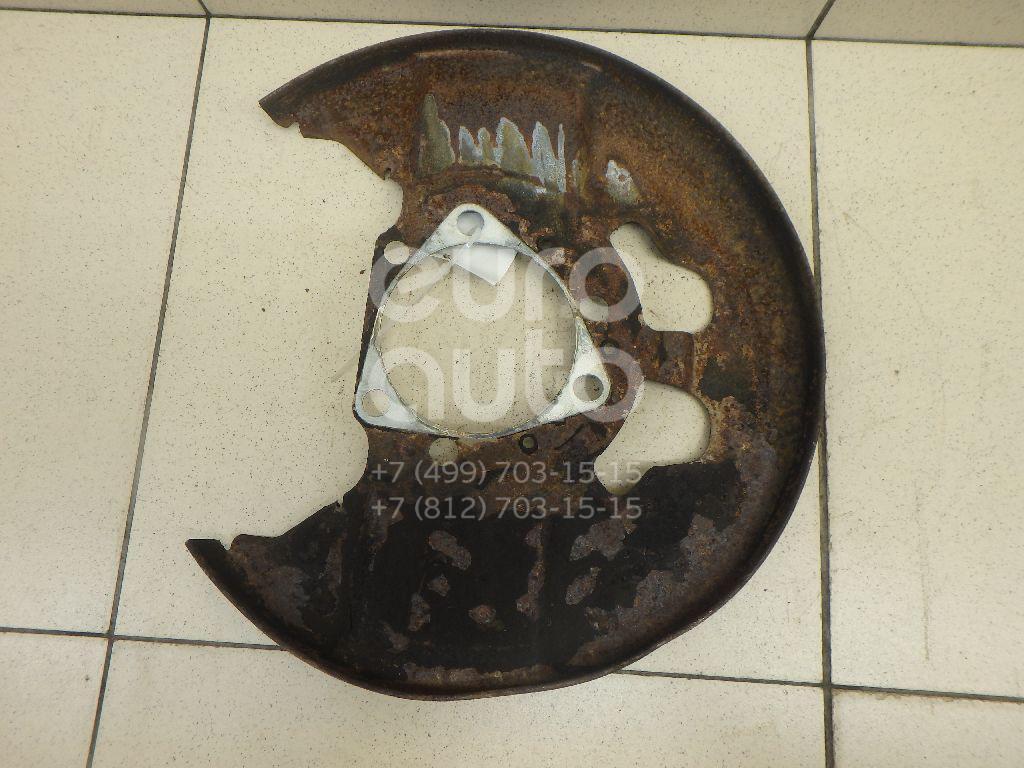Пыльник тормозного диска SAAB 9-3 2002-2012; (12802361)