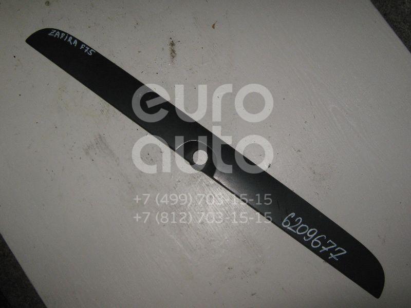 Накладка двери багажника Opel Zafira A (F75) 1999-2005; (5176704)