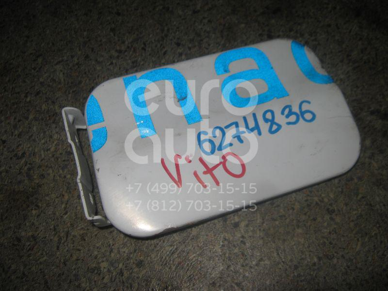 Купить Лючок бензобака Mercedes Benz Vito (638) 1996-2003; (6387500303)