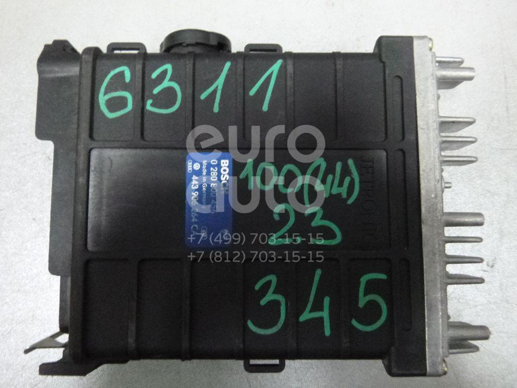 Блок управления двигателем для Audi 100/200 [44] 1983-1991;80/90 [B3] 1986-1991 - Фото №1