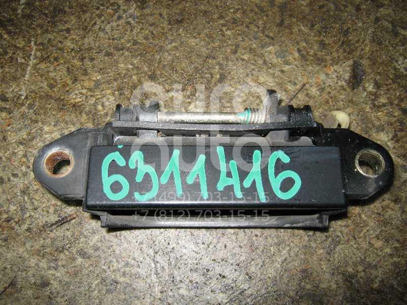 Ручка двери задней наружная левая для Audi 100/200 [44] 1983-1991 - Фото №1