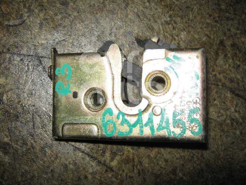 Замок двери задней правой для Audi 100/200 [44] 1983-1991 - Фото №1