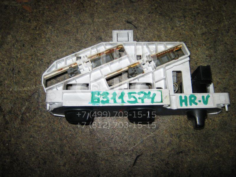 Блок управления отопителем для Honda HR-V 1999-2005 - Фото №1