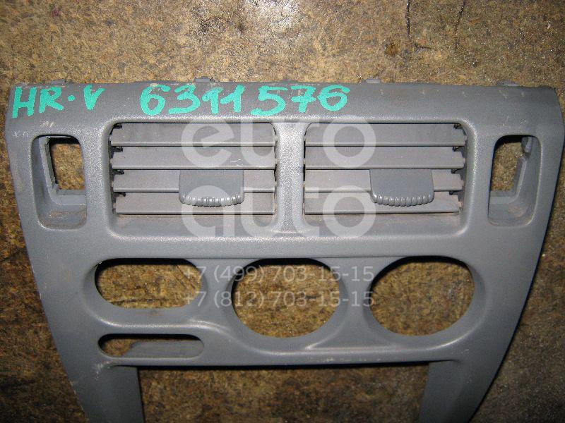 Рамка магнитолы для Honda HR-V 1999-2005 - Фото №1