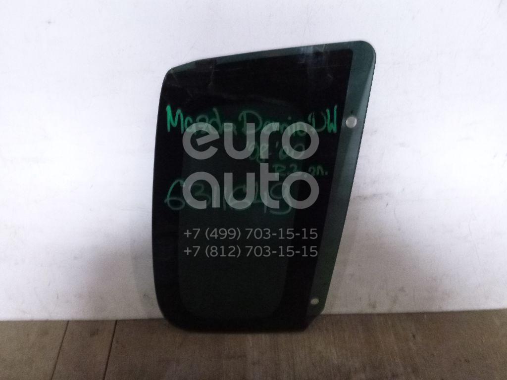 Стекло кузовное глухое правое для Mazda Demio DW 1998-2000 - Фото №1