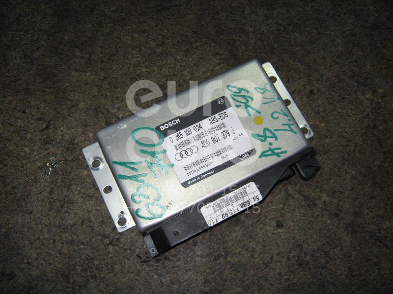 Блок управления ABS для Audi A8 1994-1998;A6 [C4] 1994-1997 - Фото №1