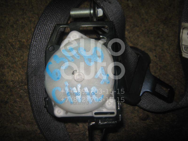 Ремень безопасности для Honda Civic 4D 2006-2012 - Фото №1