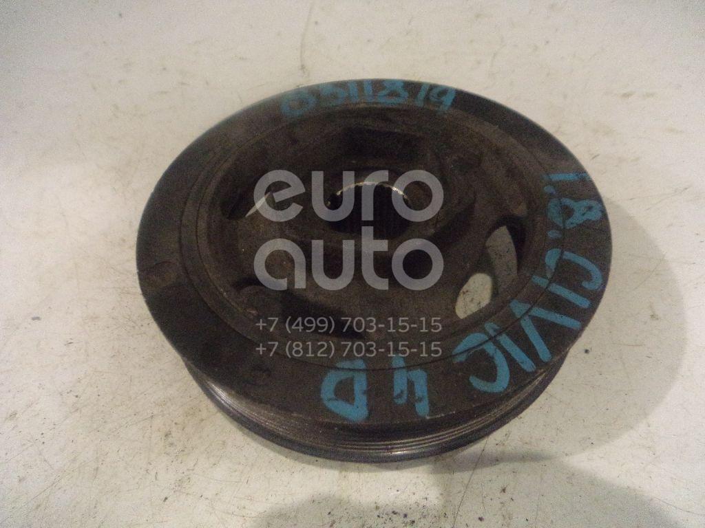 Шкив коленвала для Honda Civic 4D 2006-2012 - Фото №1