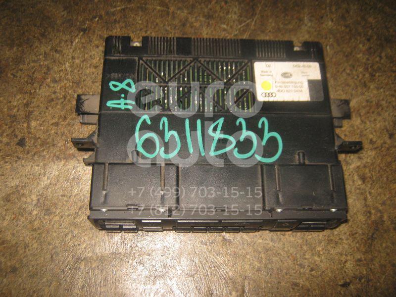 Блок управления климатической установкой для Audi A8 1994-1998 - Фото №1