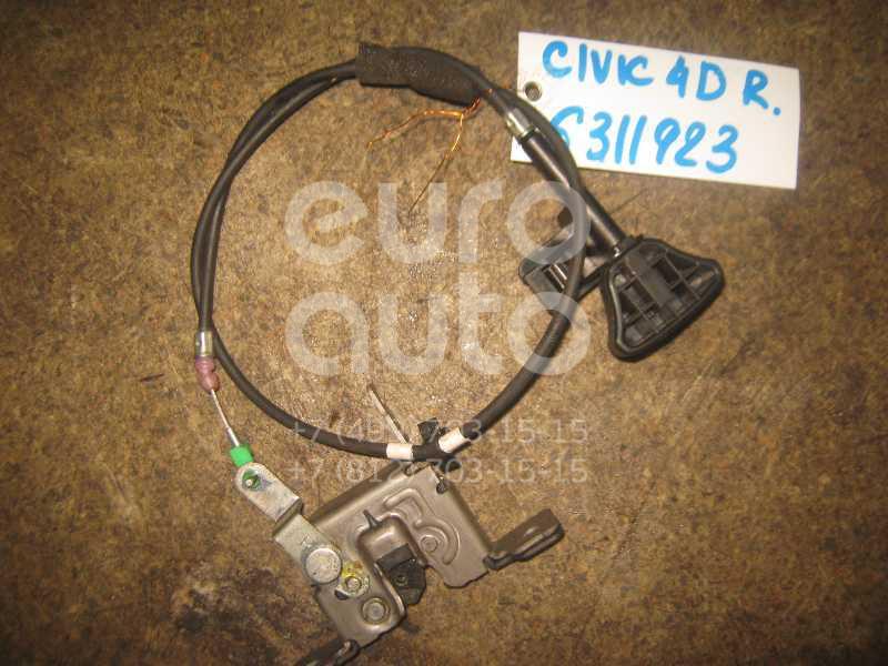 Замок спинки сиденья для Honda Civic 4D 2006-2012 - Фото №1