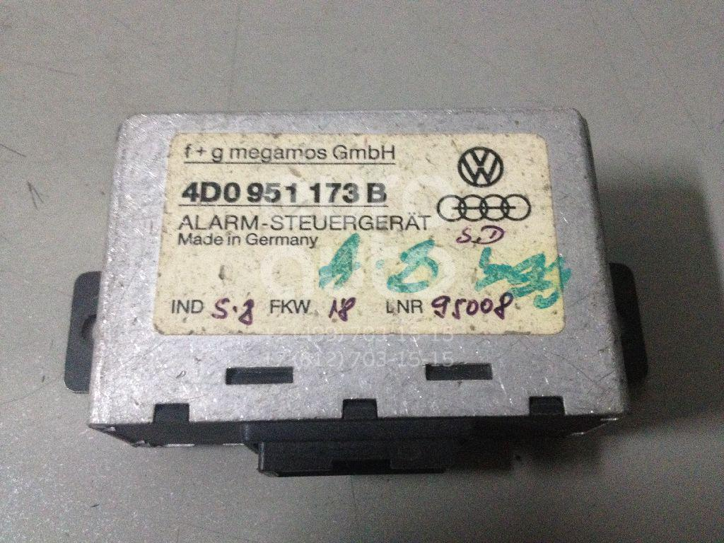 Блок электронный для Audi,VW A8 [4D] 1994-1998;A4 [B5] 1994-2001;Passat [B5] 1996-2000 - Фото №1