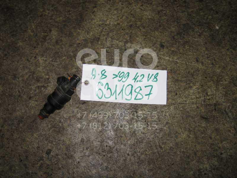 Форсунка инжекторная электрическая для Audi A8 1994-1998 - Фото №1