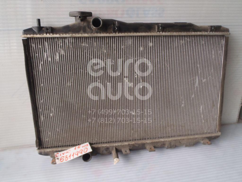 Радиатор основной для Honda Civic 2001-2005 - Фото №1
