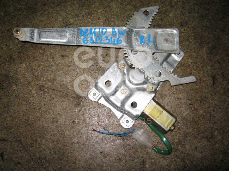 Стеклоподъемник электр. задний левый для Mazda Demio DW 1998-2000 - Фото №1