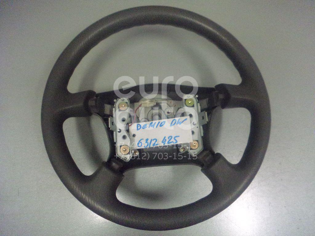 Рулевое колесо для AIR BAG (без AIR BAG) для Mazda Demio DW 1998-2000 - Фото №1