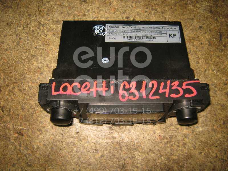 Блок управления климатической установкой для Chevrolet Lacetti 2003> - Фото №1