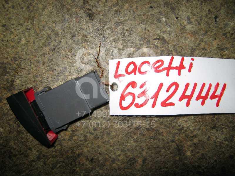 Кнопка аварийной сигнализации для Daewoo Lacetti 2003>;Gentra II 2013> - Фото №1