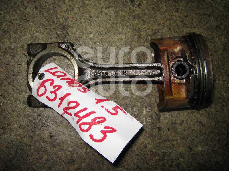 Поршень с шатуном для Chevrolet Lanos 2004-2010 - Фото №1