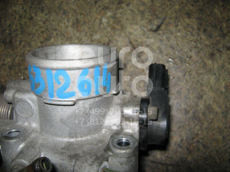 Заслонка дроссельная электрическая для Mazda Demio DW 1998-2000 - Фото №1