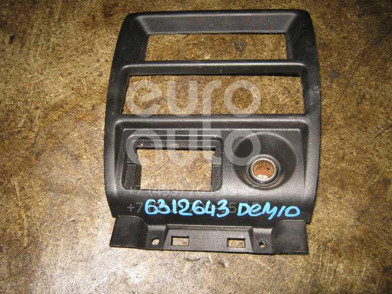 Рамка магнитолы для Mazda Demio DW 1998-2000 - Фото №1