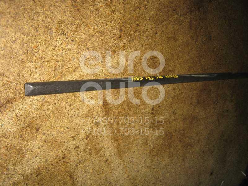Молдинг передней левой двери для Skoda Fabia 1999-2006 - Фото №1