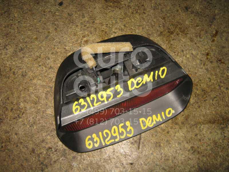Фонарь задний (стоп сигнал) для Mazda Demio DW 1998-2000 - Фото №1