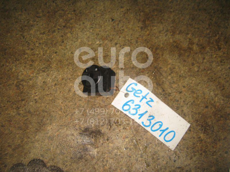 Переключатель регулировки зеркала для Hyundai Getz 2002-2010 - Фото №1