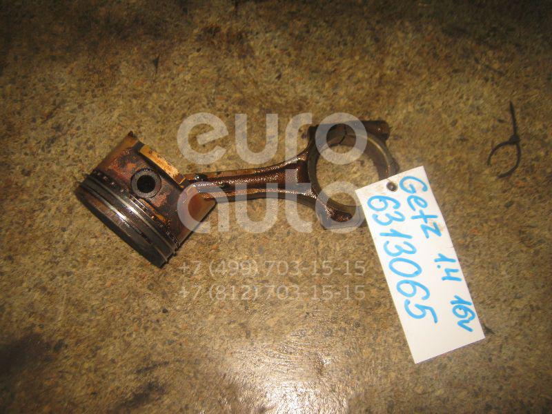 Поршень с шатуном для Hyundai Getz 2002-2010 - Фото №1