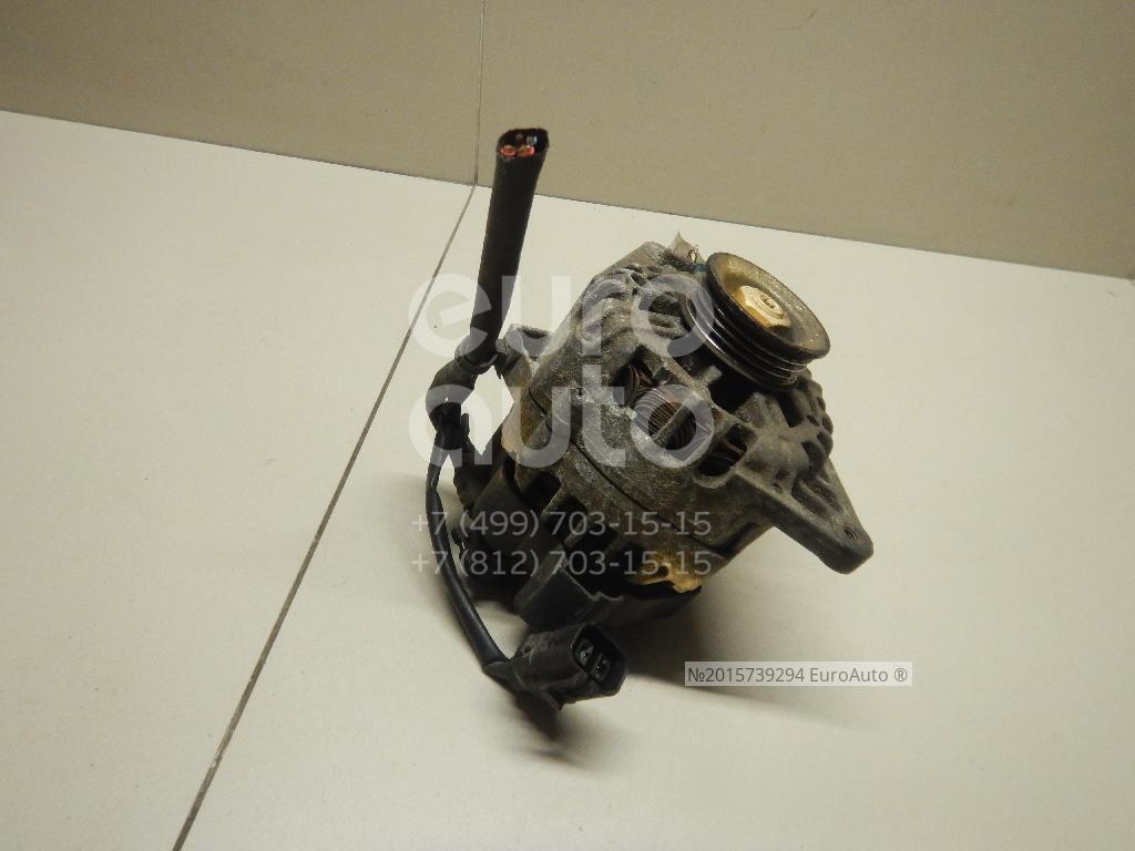 Генератор для Hyundai Getz 2002-2010 - Фото №1