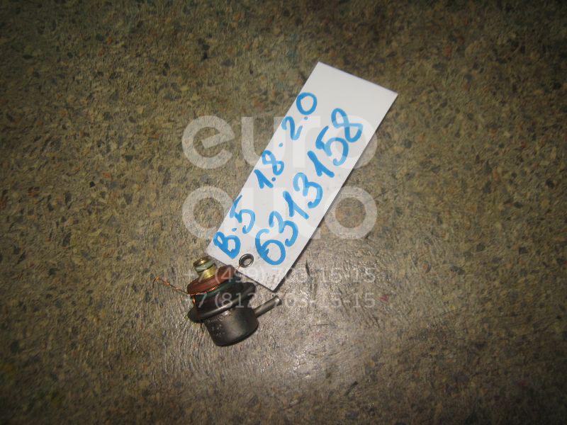Регулятор давления топлива для Audi Passat [B5] 1996-2000;100 [C4] 1991-1994;A4 [B5] 1994-2000;A6 [C4] 1994-1997;A6 [C6,4F] 2005-2011;Allroad quattro 2000-2005;A4 [B6] 2000-2004;80/90 [B4] 1991-1994;A6 [C5] 1997-2004;A8 1998-2003 - Фото №1