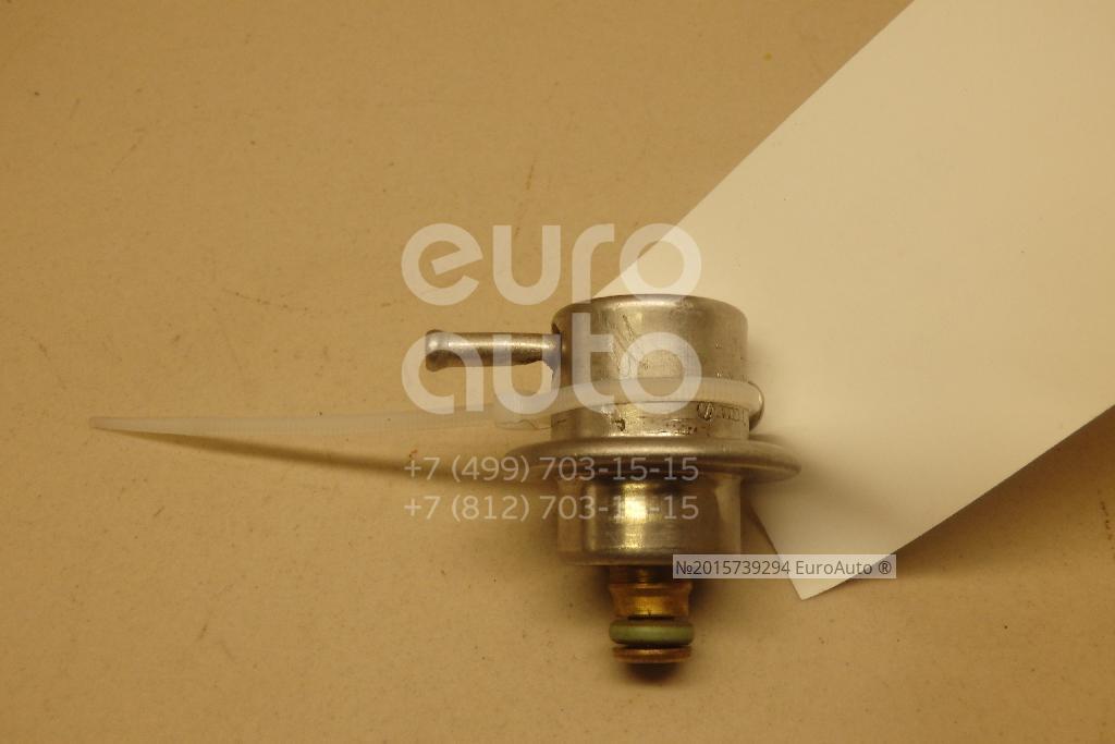 Регулятор давления топлива для VW,Audi Passat [B5] 1996-2000;100 [C4] 1991-1994;A4 [B5] 1994-2001;A6 [C4] 1994-1997;A8 [4D] 1994-1998;TT(8N) 1998-2006;A6 [C6,4F] 2004-2011;Corrado 1988-1995;Golf III/Vento 1991-1997;Passat [B3] 1988-1993 - Фото №1