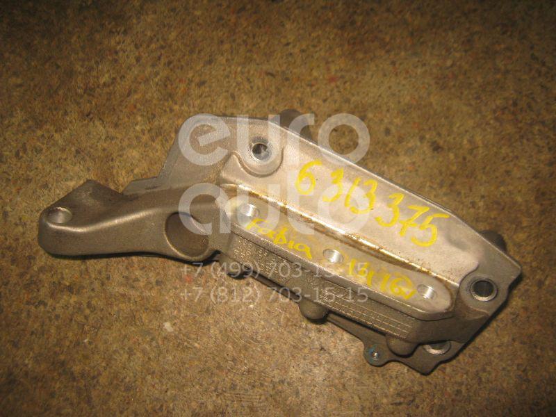 Кронштейн двигателя правый для Skoda,VW Fabia 1999-2007;Polo 2001-2009;Fabia 2007-2015 - Фото №1