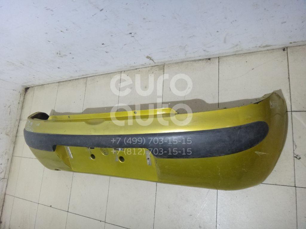 Бампер задний для Daewoo Matiz 1998-2015 - Фото №1