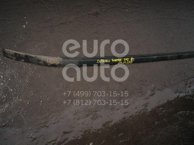 Рейлинг правый (планка на крышу) для Subaru Forester (S10) 2000-2002 - Фото №1