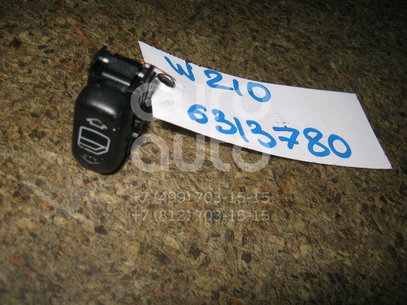 Кнопка стеклоподъемника для Mercedes Benz W210 E-Klasse 2000-2002;A140/160 W168 1997-2004;W202 1993-2000;W210 E-Klasse 1995-2000 - Фото №1