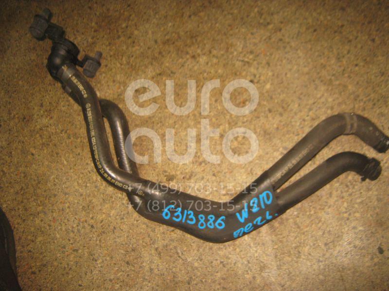 Патрубок для Mercedes Benz W210 E-Klasse 2000-2002 - Фото №1