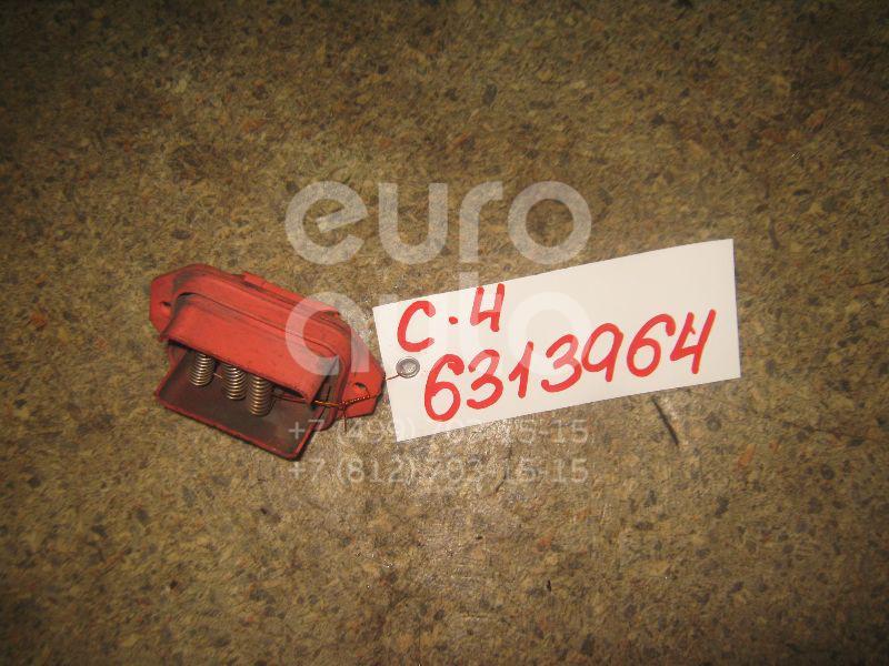 Резистор отопителя для Audi 100 [C4] 1991-1994;A6 [C4] 1994-1997 - Фото №1