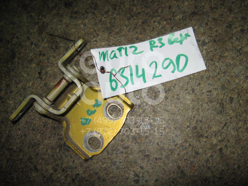 Петля двери задней правой верхняя для Daewoo Matiz (M100/M150) 1998-2015 - Фото №1