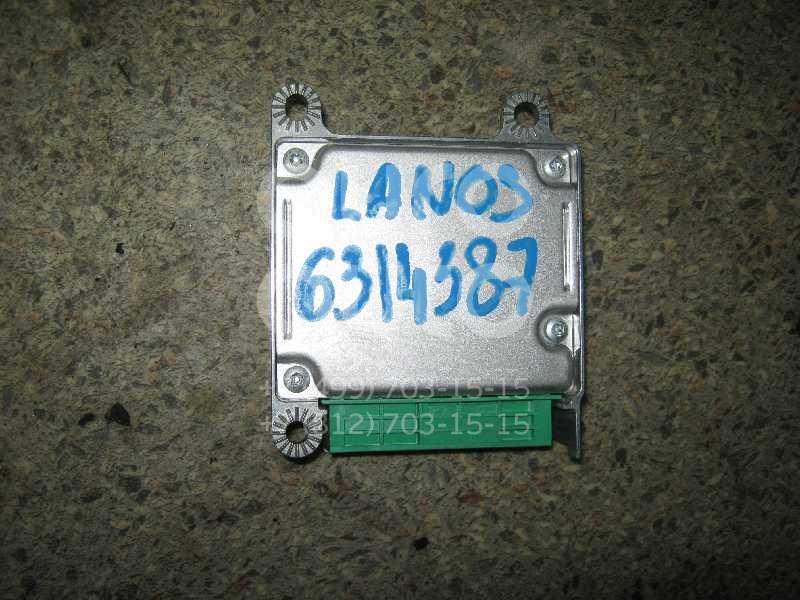 Блок управления AIR BAG для Chevrolet Lanos 2004-2010 - Фото №1