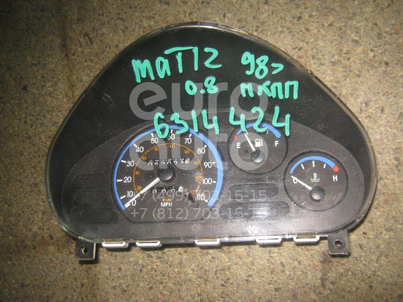 Панель приборов для Daewoo Matiz (KLYA) 1998> - Фото №1