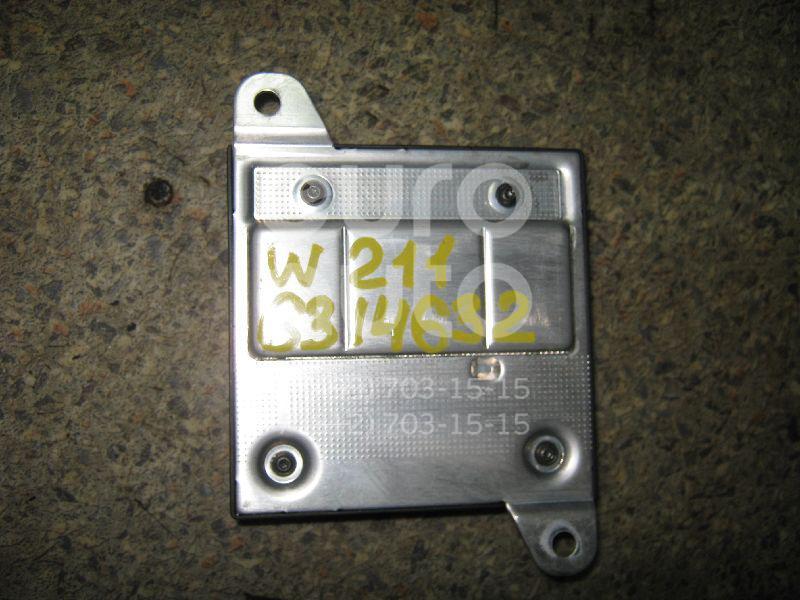Блок электронный для Mercedes Benz W211 E-Klasse 2002-2009 - Фото №1