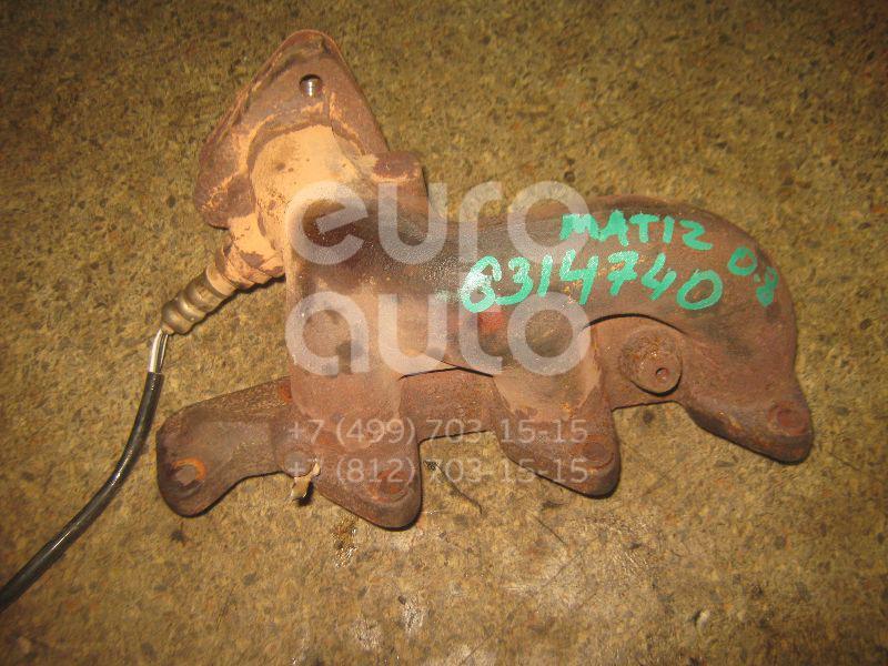 Коллектор выпускной для Daewoo Matiz 1998> - Фото №1