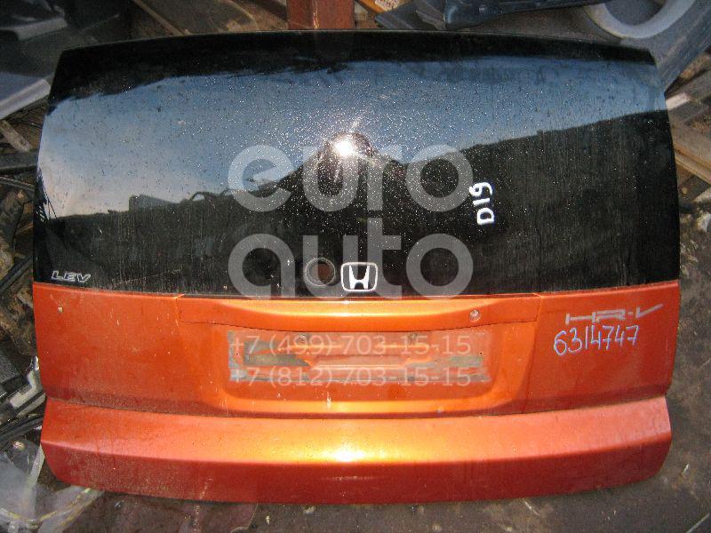 Дверь багажника со стеклом для Honda HR-V 1999-2005 - Фото №1