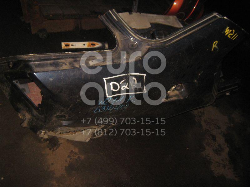 Крыло заднее правое для Mercedes Benz W211 E-Klasse 2002-2009 - Фото №1