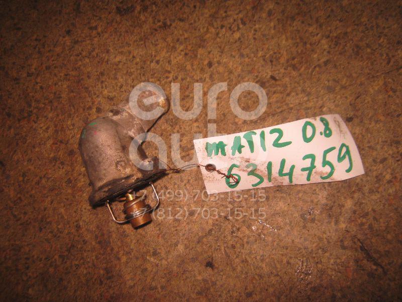 Крышка термостата для Daewoo,Chevrolet Matiz 1998-2015;Aveo (T200) 2003-2008;Spark 2005-2011;Aveo (T250) 2005-2011 - Фото №1